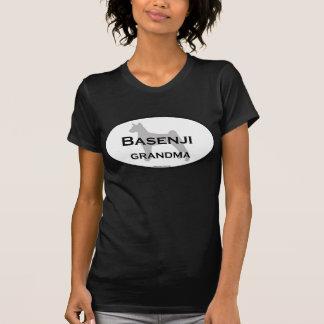Camiseta Avó de Basenji