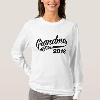 Camiseta Avó desde 2018