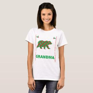 Camiseta avó do Natal