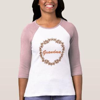 Camiseta Avó (manga)