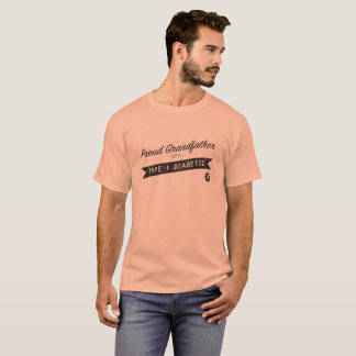 Camiseta Avô orgulhoso