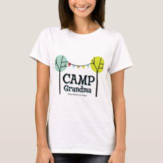 Camiseta Avó Penants do acampamento