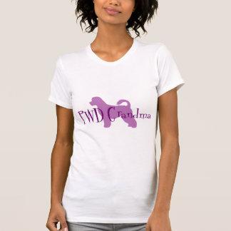 Camiseta Avó portuguesa do cão de água