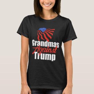 Camiseta Avós contra o trunfo