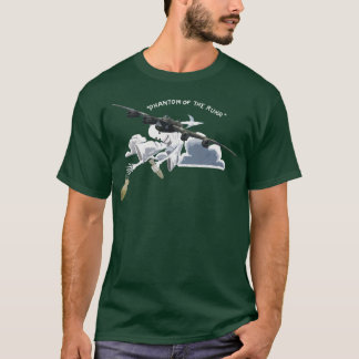 "Camiseta Avro Lancaster ""fantasma t-shirt do Ruhr"""