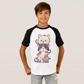 Camiseta Aw, ratos!