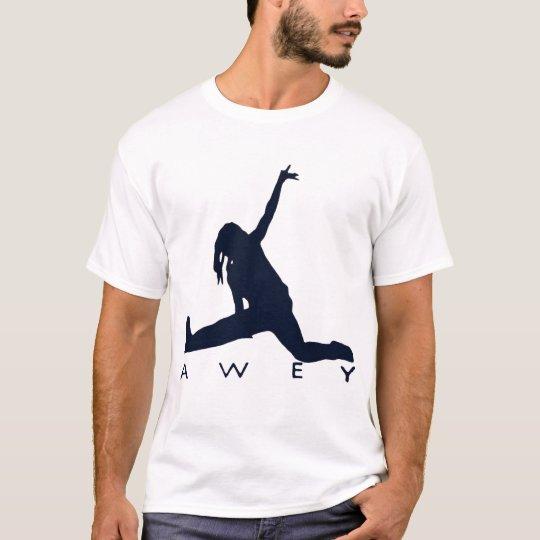 Camiseta Awey de petropolis