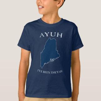 Camiseta Ayuh eu fui Theyah