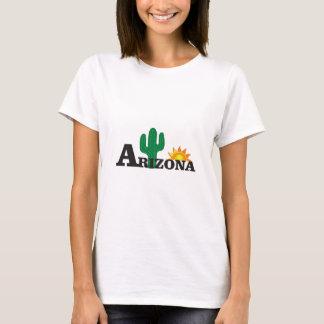 Camiseta Az do cacto