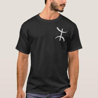 Camiseta aza do symbole argento