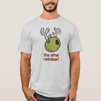 Camiseta Azeitona a outra rena?