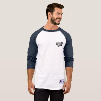 Camiseta Azuis do meio da semana o homem que o tem todo o