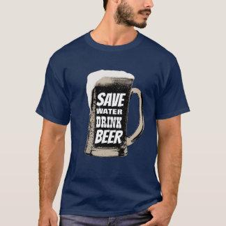 Camiseta Azuis marinhos engraçados da coisa especial da