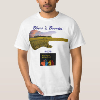 Camiseta Azuis no Boonies 2017 #2