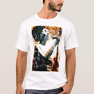 Camiseta Azuis no t-shirt de Brown