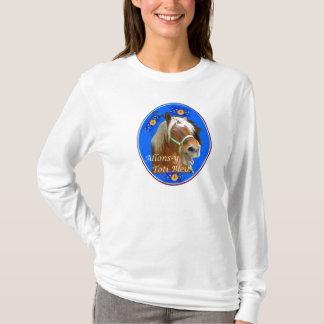 Camiseta Azul de Allons-y Toti