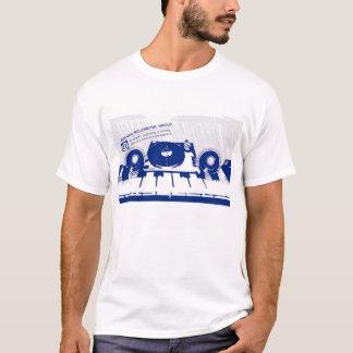 Camiseta Azul de Auragin
