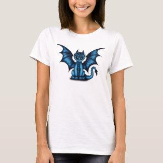 Camiseta Azul de Dragonbaby