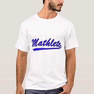 Camiseta Azul de Mathlete