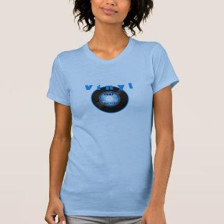 Camiseta Azul do registro 1967 do vinil 45