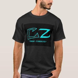 Camiseta Azul elétrico de Coneotz