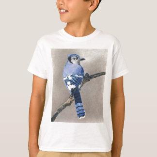 Camiseta Azul grande