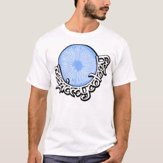 Camiseta Azul mágico do Mycology