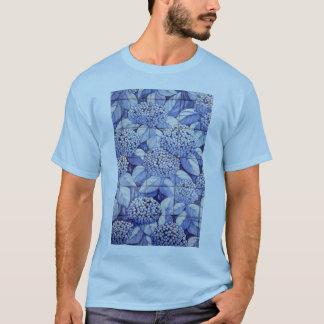 Camiseta Azulejos florais