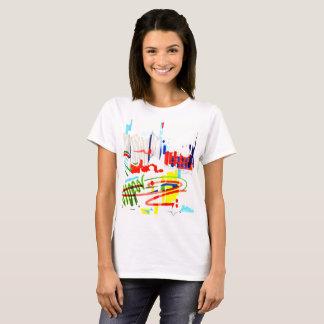 Camiseta Azulejos modernos - Lisboa