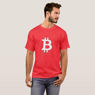 Camiseta B como em Bitcoin