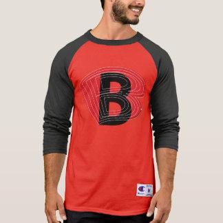 Camiseta B corajoso grande