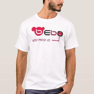 Camiseta B-Logotipo de AddyBadBoy