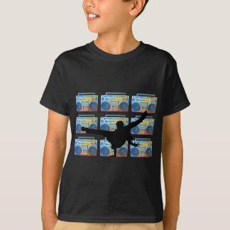Camiseta B-Menino de Boombox