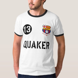 Camiseta B.S.C retro 1985 com número