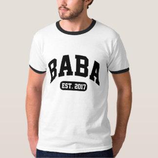 Camiseta Babá 2017