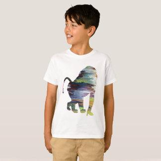 Camiseta Babuíno