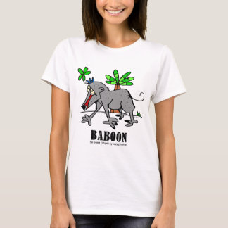 Camiseta Babuíno por Lorenzo