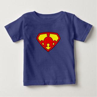 Camiseta Baby Autismo Super Puzzle