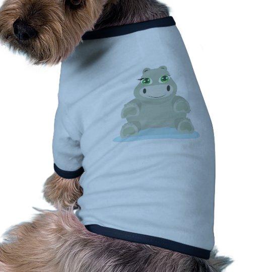 Camiseta Baby Hippo