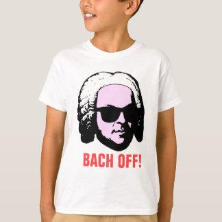 Camiseta Bach fora