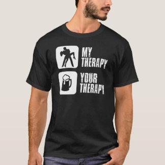 Camiseta Bachata minha terapia