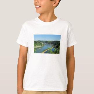 Camiseta Bacia do reno a das Loreley