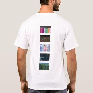 Camiseta backstyle #44 do datamosh mínimo