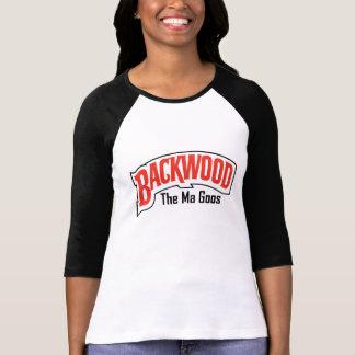 Camiseta Backwood e o T das viscosidades das mães