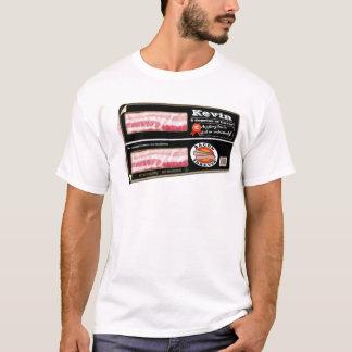 Camiseta Bacon da marca de Kevin