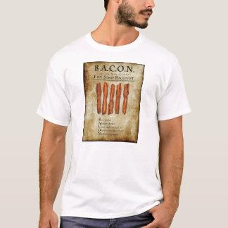 Camiseta BACON: É o T novo da TULIPA