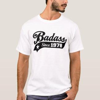 Camiseta Badass desde 1978