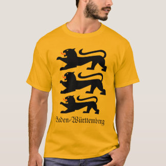 Camiseta Baden-Wurttemberg
