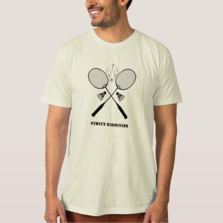 Camiseta Badminton da rua