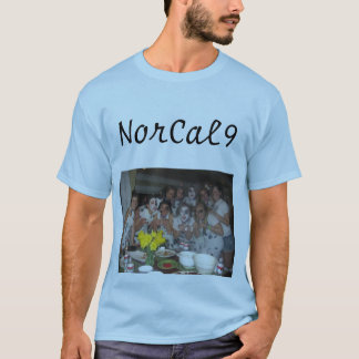 Camiseta bagel NorCal9